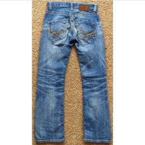 BKE Slim Boot Cut AIDEN Jeans Men / Boys 26 Short